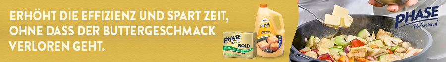 Phase Professional wie Butter